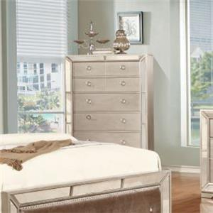 Lifestyle 5218A Chest of Drawers