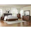 Lifestyle 5817 Queen Bedroom Group - Item Number: 5817 Q Bedroom Group 1