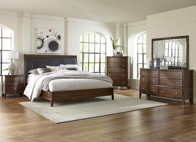 Queen 5 Pc Bedroom Group