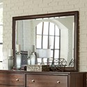 Lifestyle Stacey Dresser Mirror - Item Number: C5817A-050