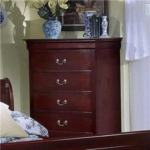 Lifestyle 5933 5 Drawer Chest