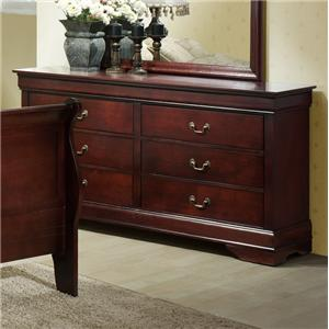 Lifestyle Louis Phillipe Dresser