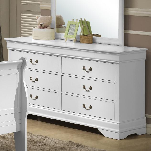 Lifestyle 5939 Dresser - Item Number: C5939A-040