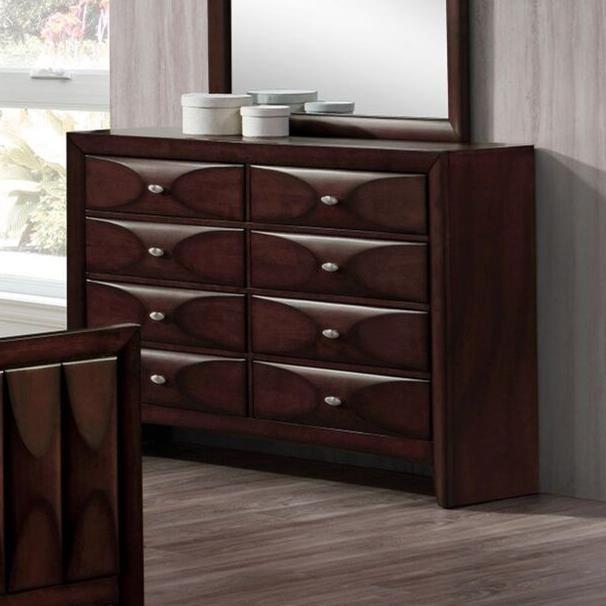 Lifestyle Banfield 8 Drawer Dresser - Item Number: C6181B-040-8DXX