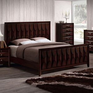 Lifestyle Banfield King Bed
