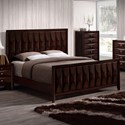 Lifestyle 6181B King Bed - Item Number: C6181B-G49-XXXX+BXN