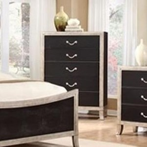 Lifestyle Natalia 5 Drawer Chest