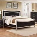 Lifestyle 6199A California King Bed - Item Shown May Not Represent Size Indicated