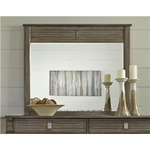 Lifestyle 6204G Grey Washed Mirror