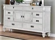 Lifestyle 6204W Dresser - Item Number: 6204W-Dresser