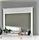 Lifestyle 6204W White Mirror - Item Number: 6204W-Mirr