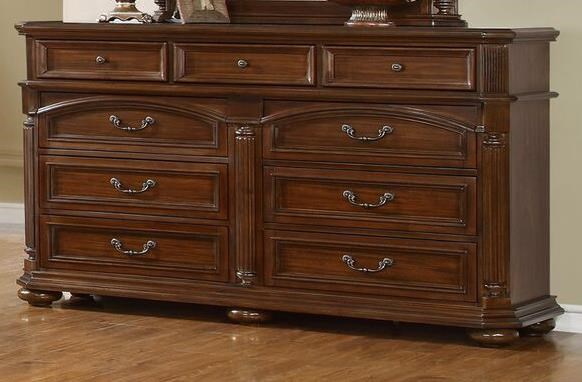 Lifestyle Empire 9 Drawer Dresser - Item Number: C6258A-045-9DXX