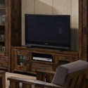 Lifestyle 6377 TV Stand - Item Number: C6377O-ETV