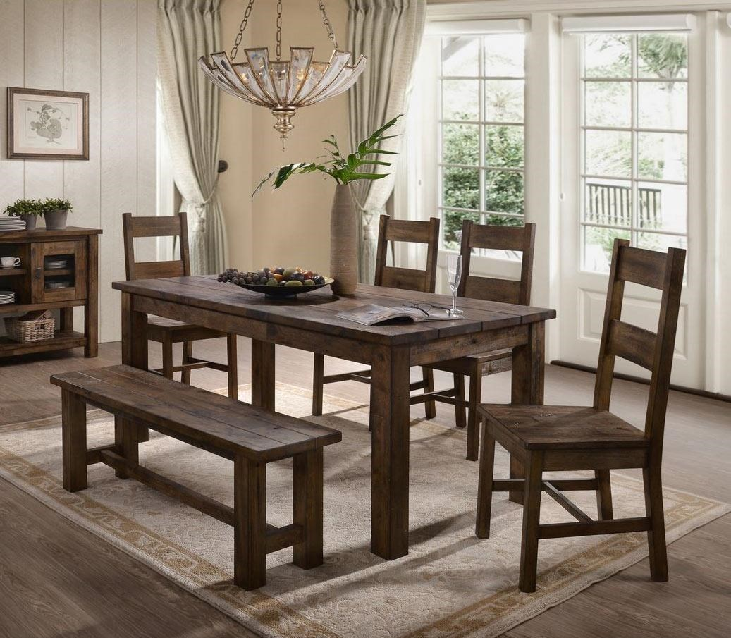 6PC Dining Room Set