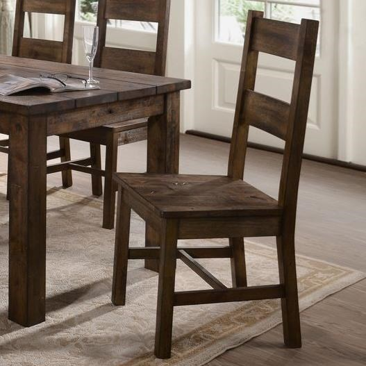 Lifestyle Kristen Dining Side Chair - Item Number: C6377D-DS2