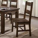 Lifestyle 6377D Dining Side Chair - Item Number: C6377D-DS2