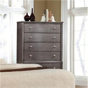 Alex Express Life 7185 Chest, 5 Drawers