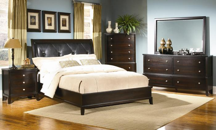 Lifestyle 7185A 6 Piece Bedroom Group - Item Number: B7158-10+11+12+40+50+20