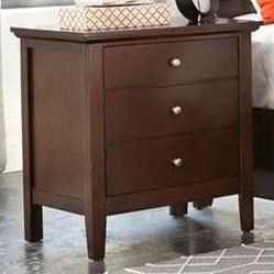 Lifestyle Bryce Nightstand - Item Number: C8237A-020-3DXX