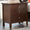 Lifestyle 8237A Nightstand - Item Number: C8237A-020-3DXX