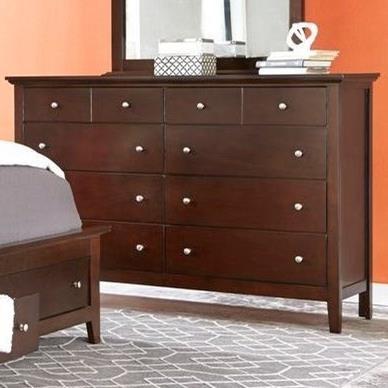 Lifestyle Bryce Dresser - Item Number: C8237A-040-8DXX