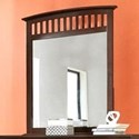 Lifestyle Bryce Mirror - Item Number: C8237A-050-MHXX