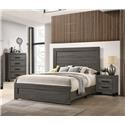 Lifestyle 8321 5 Piece Full Panel Bedroom Group - Item Number: 586383211