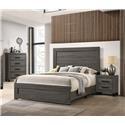 Lifestyle 8321 5 Piece Queen Panel Bedroom Group - Item Number: 589383214
