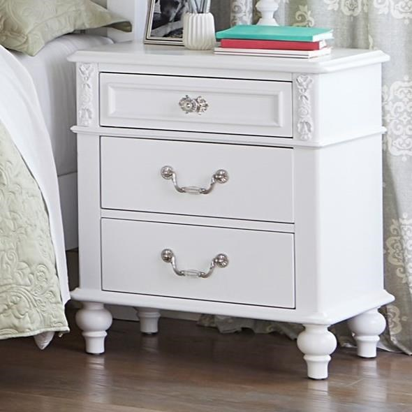 8446A Nightstand by Lifestyle at Furniture Fair - North Carolina