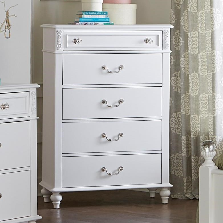 8446A Chest by Lifestyle at Furniture Fair - North Carolina