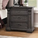 Lifestyle Roxi Nightstand - Item Number: C8452A-025