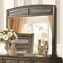 Lifestyle Lorrie Mirror - Item Number: C8472A-050