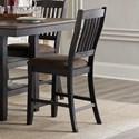 Lifestyle Taylor Pub Chair - Item Number: C8639P-P2EF9XBWX