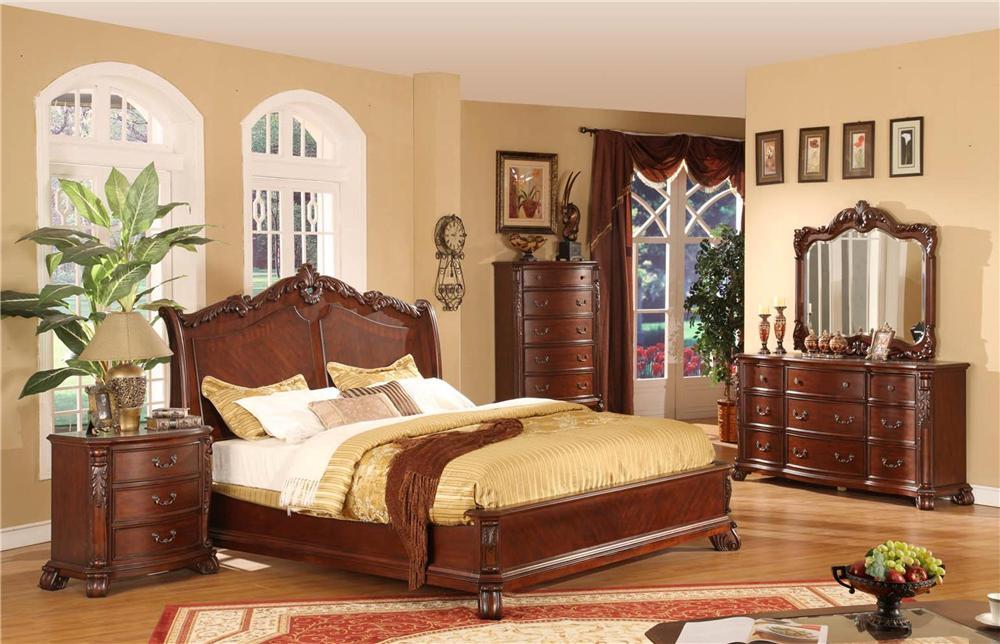 Lifestyle 9642 King Bedroom Group - Item Number: K BED-D-M-N'S C9642