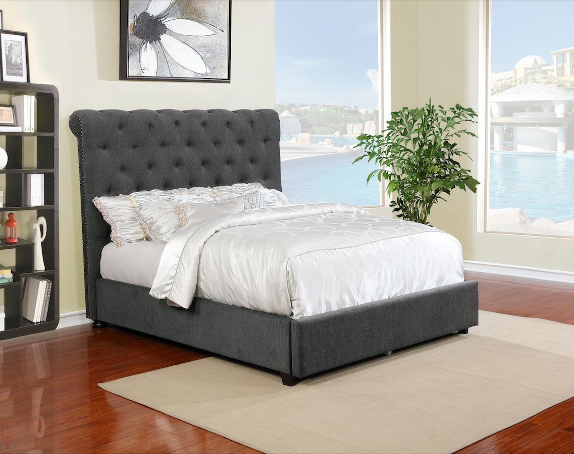 Queen Upholstered Bed Set