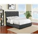 Lifestyle 9361N Queen Upholstered Bed Set - Item Number: 9361N-QN-CH
