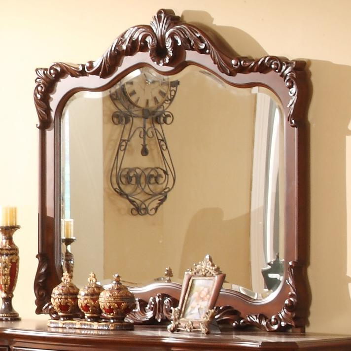Lifestyle 9642 Dresser Mirror - Item Number: C9642A-050-XXCH