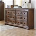 Lifestyle Amber Dresser - Item Number: C8430-045
