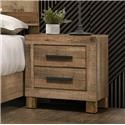 Lifestyle C8311A Nightstand - Item Number: 560383122