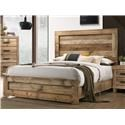Lifestyle C8311A Full Size Bed - Item Number: 570383124
