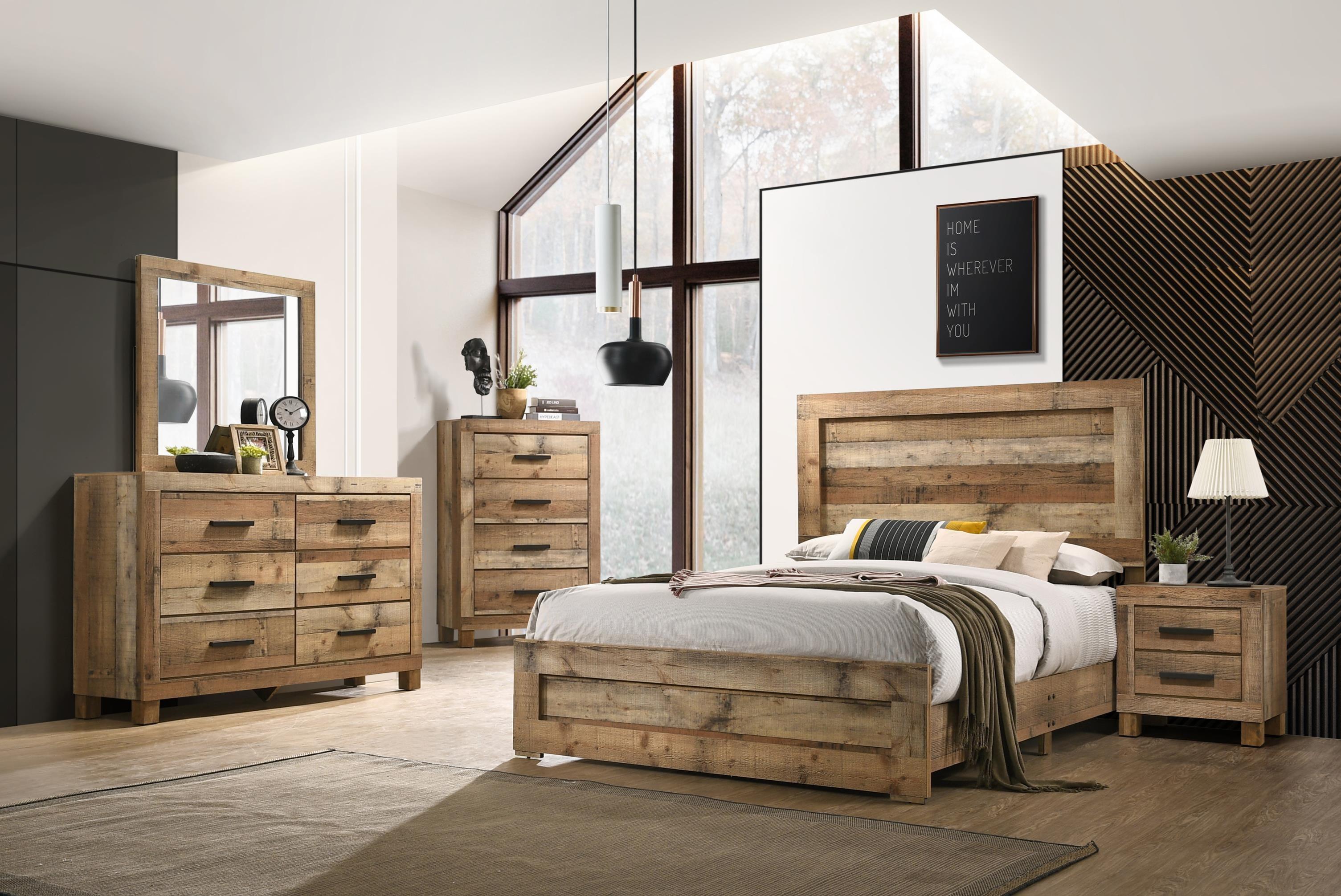 7 Piece Full Bedroom Set