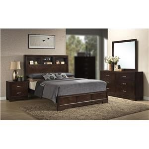 Lifestyle Monroe 4PC Queen Bedroom Set