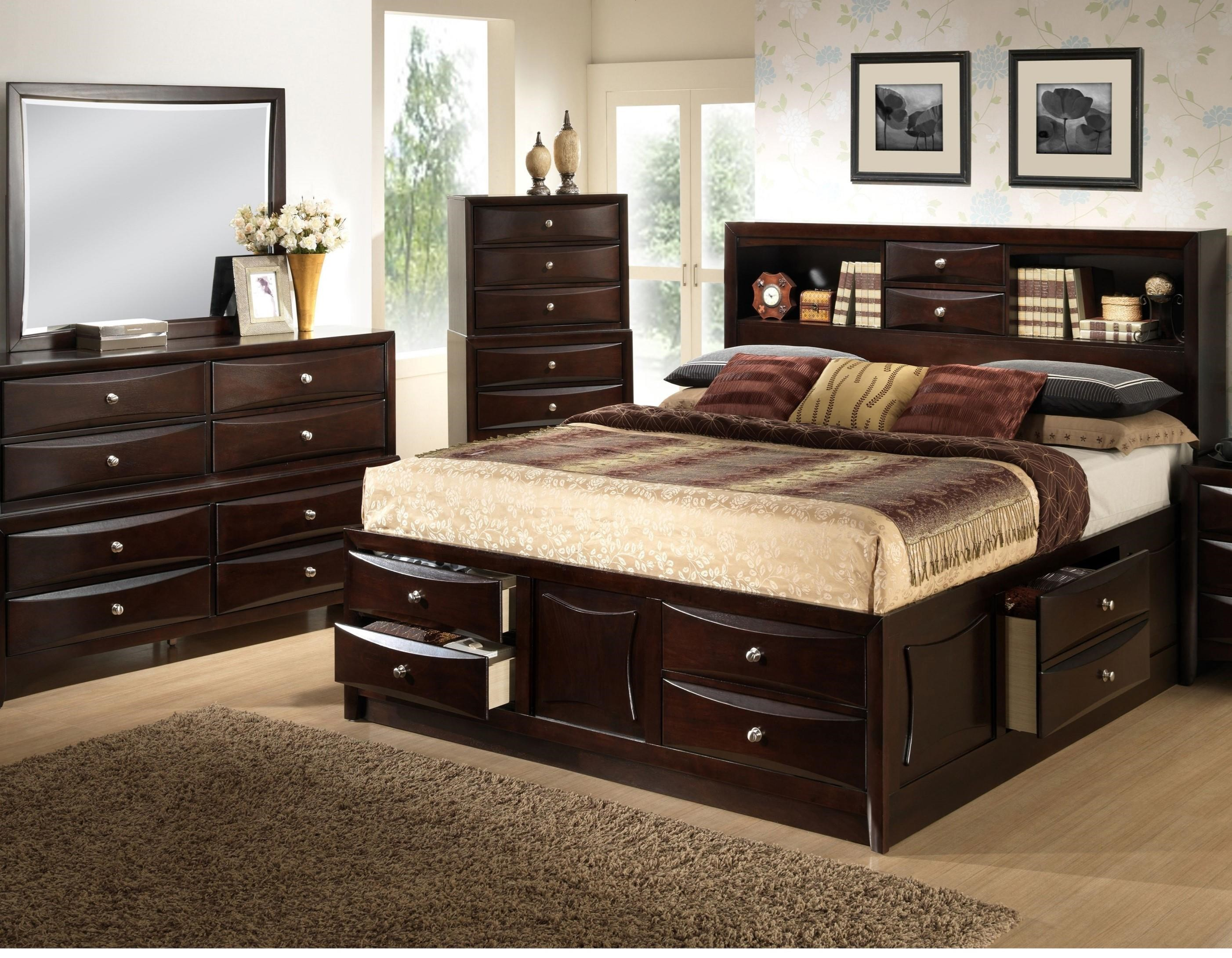 Exceptionnel Lifestyle Todd Queen 5 Piece Bedroom Group