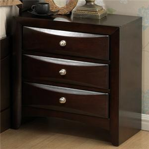 Alex Express Life C0172 Nightstand