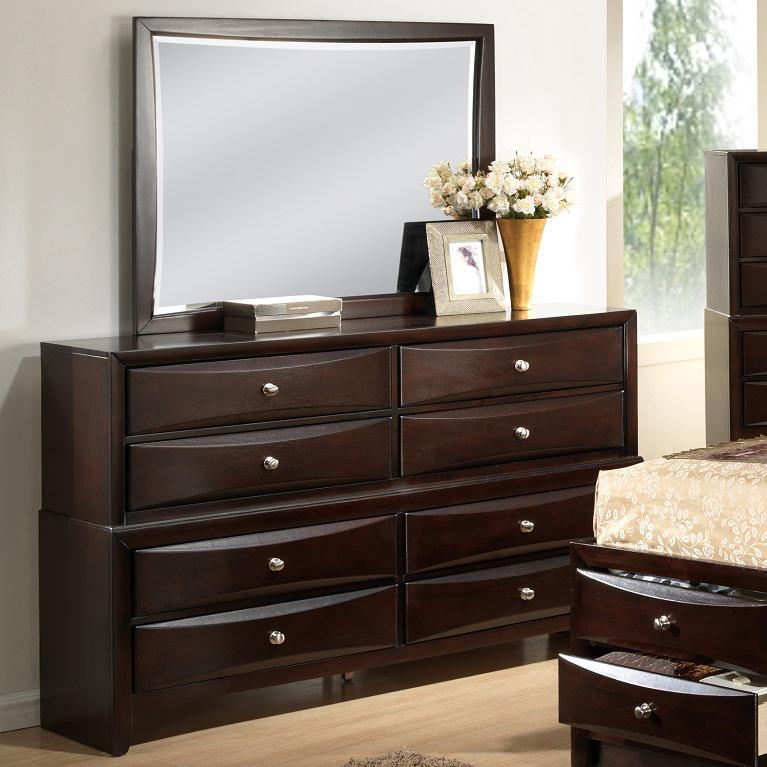 Lifestyle Todd Dresser W Mirror Royal Furniture