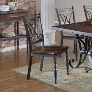 Lifestyle C1669 Dining Side Chair
