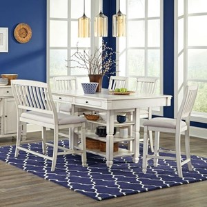 Lifestyle C1734P Pub Table Set