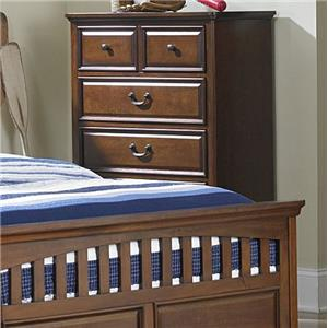 Lifestyle C2120 5-Drawer Chest
