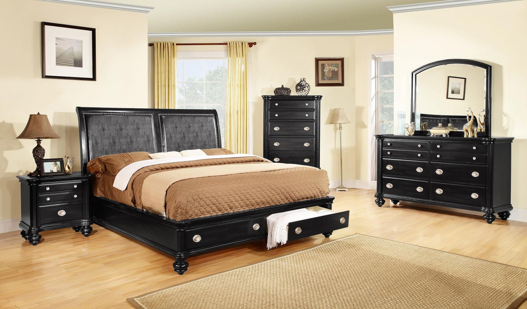 Lifestyle C2175 Queen 6-Piece Bedroom Group | Royal Furniture ...