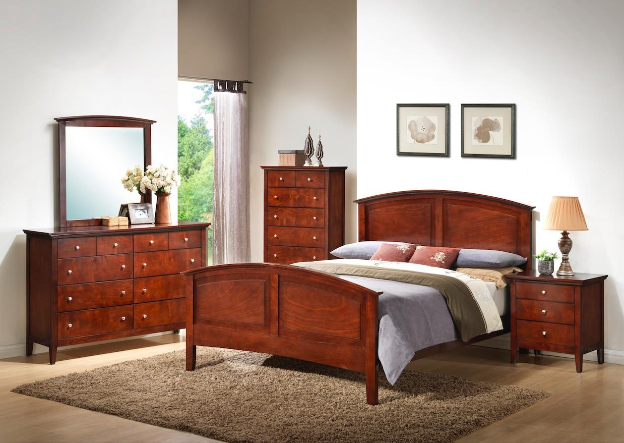 7 Piece Full Bedroom Group